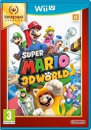 Wii U Super Mario 3D World -- Selects (PEGI)