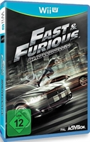 Wii U Fast and Furious (USK)