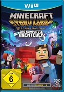 Wii U Minecraft Story Mode: The Complete Adventure (USK)