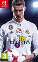 Switch FIFA 18 (PEGI)