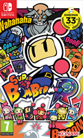 Switch Super Bomberman R (PEGI)