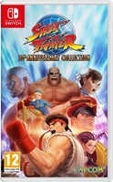 Switch Street Fighter 30th Anniversary Collection  (PEGI)