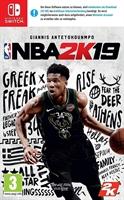 Switch NBA 2K19 (PEGI)