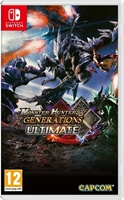 Switch Monster Hunter Generations Ultimate (PEGI)
