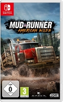 Switch Spintires: MudRunner -- American Wilds Edition (PEGI)