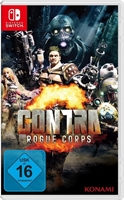 Switch Contra - Rogue Corps (PEGI)