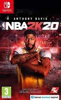 Switch NBA 2K20 (PEGI)