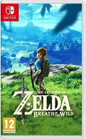 Switch The Legend of Zelda: Breath of the Wild (PEGI)