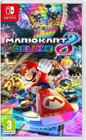 Switch Mario Kart 8 Deluxe (PEGI)