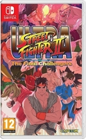 Switch Ultra Street Fighter II: The Final Challengers (PEGI)