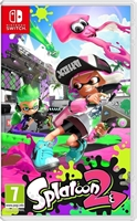 Switch Splatoon 2 (PEGI)
