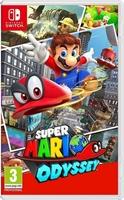 Switch Super Mario Odyssey (PEGI)