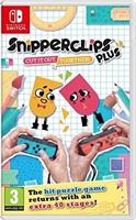 Switch Snipperclips Plus: Zusammen schneidet man am Besten ab! (PEGI)