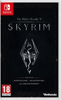 Switch The Elder Scrolls V: Skyrim (PEGI)