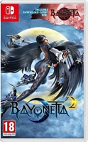 Switch Bayonetta 2 + Bayonetta 1 Downloadcode (PEGI)