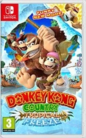 Switch Donkey Kong Country: Tropical Freeze (PEGI)