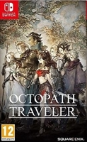 Switch Octopath Traveler (PEGI)