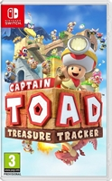 Switch Captain Toad: Treasure Tracker (PEGI)