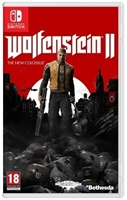 Switch Wolfenstein II: The New Colossus (PEGI)