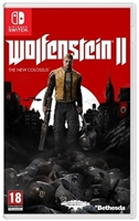 Switch Wolfenstein II: The New Colossus (PEGI EU uncut)