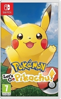 Switch Pokémon: Let's Go, Pikachu! (PEGI)