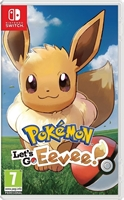 Switch Pokémon: Let's Go, Evoli! (PEGI)