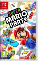 Switch Super Mario Party (PEGI)
