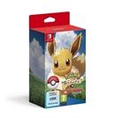 Switch Pokémon: Let's Go, Evoli! + Pokéball Plus (PEGI)