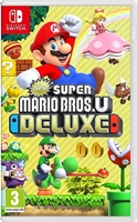 Switch New Super Mario Bros. U Deluxe (PEGI)