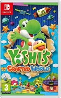 Switch Yoshi's Crafted World (PEGI)