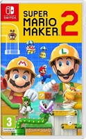 Switch Super Mario Maker 2 (PEGI)