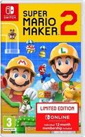Switch Super Mario Maker 2 -- Limited Edition (PEGI) (letztes Stück)