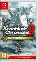 Switch Xenoblade Chronicles 2: Torna --The Golden Country (PEGI)