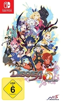 Switch Disgaea 5 -- Complete Edition (USK)