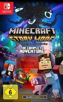 Switch Minecraft Story Mode: The Complete Adventure (USK)