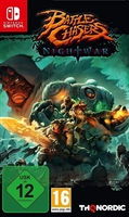 Switch Battle Chasers: Nightwar (PEGI)
