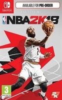Switch NBA 2K18 (PEGI)