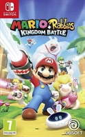 Switch Mario & Rabbids Kingdom Battle (PEGI)***