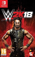 Switch WWE 2K18  (PEGI)