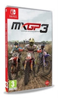 Switch MXGP 3: The Official Motocross Videogame (PEGI)