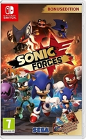 Switch Sonic Forces -- Bonus Edition (PEGI)