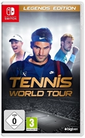Switch Tennis World Tour -- Legends Edition (PEGI)