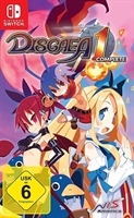 Switch Disgaea 1 -- Complete Edition (USK)