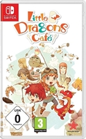 Switch Little Dragons Cafe (PEGI)