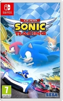 Switch Team Sonic Racing (PEGI)
