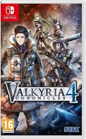 Switch Valkyria Chronicles 4 -- Launch Edition (PEGI)