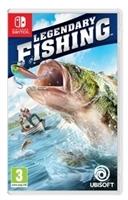 Switch Legendary Fishing (USK)