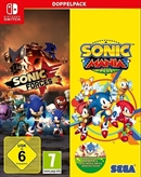 Switch Sonic Mania Plus & Sonic Forces -- Double Pack (PEGI)