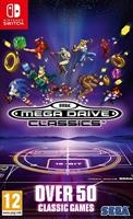 Switch SEGA Mega Drive Classics (PEGI)