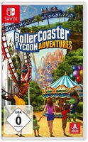 Switch Roller Coaster Tycoon Adventures (USK)